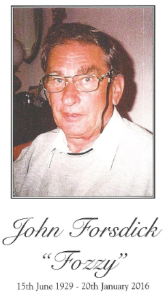 About John Forsdick