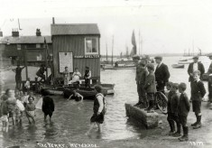 Sea-Change: Wivenhoe Remembered