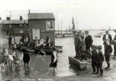 Sea-Change: Wivenhoe Remembered