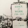 Essex At Work 1700-1815