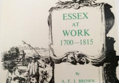 Essex At Work 1700-1815