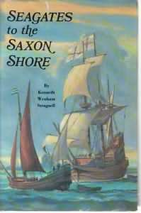 Seagates to the Saxon Shore | Book cover