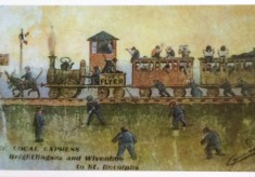 The Wivenhoe and Brightlingsea Railway