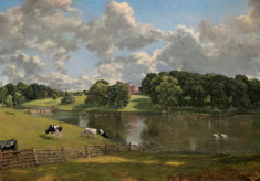 Wivenhoe Park and John Constable