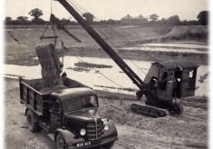 Wivenhoe Quarry, W.G. and Mr Bill Loveless