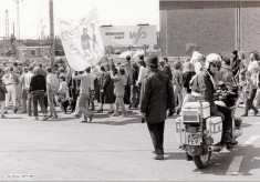 Strike Breaking in Essex : the Policing of Wivenhoe and the Essex Ports during the 1984 miners strike