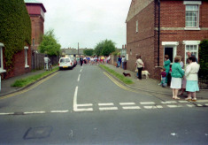 Wivenhoe Carnival in about 1982