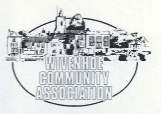 Logo of the Wivenhoe Community Association