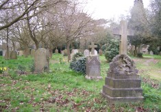 The Old Cemetery, Belle Vue Road