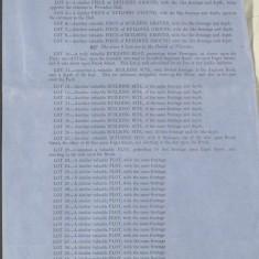 Wivenhoe House Estate Auction Plots 24 April 1857 (D-DU-225-14-4) | Courtesy Essex Record Office