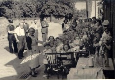 End of War Party on Queens Road