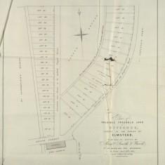 Wivenhoe House Estate Auction Plots 24 April 1857 (D-DU-225-14-6) | Courtesy Essex Record Office