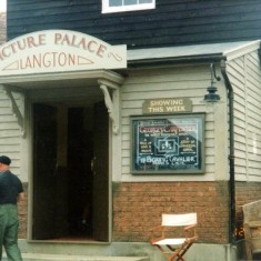 Wivenhoe temporarily became Langton for the three days of filming | Photo:  Wivenhoe Memories Collection