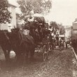 Circus Procession 1910