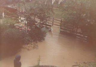 Valley Road Flood 1976 | Pat Marsden