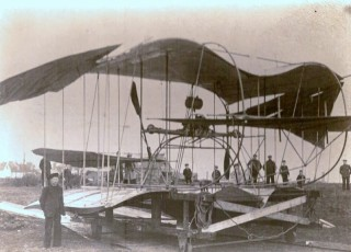 The Wivenhoe Flyer 1909 | Wivenhoe Memories Collection