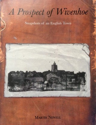A Prospect of Wivenhoe | Book Jacket