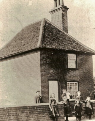 The Original Workhouse Master's House   Wivenhoe Memories Collection