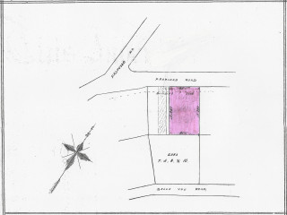 Plan included in Stanley Road Deed 25 March 1899