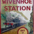 Wivenhoe Railway -150 year celebrations in 2013