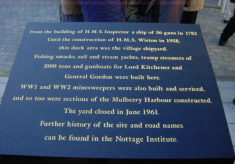About Wivenhoe Old Quay and the Wivenhoe Shipyard