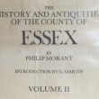 The History and Antiquities of the County of Essex, Vol II