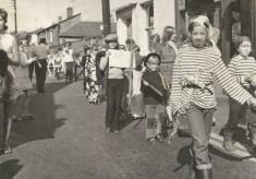 Wivenhoe Carnival Procession 1971/2