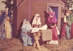 Broomgrove School Christmas Play 1968