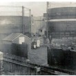 Gas Works Flooded in January 1938