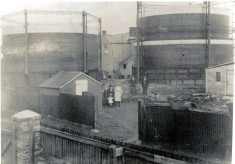 Wivenhoe Gas Works