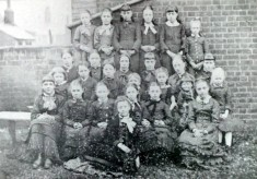 Pupils at the British School