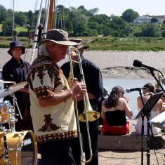 Wivenhoe Jazz on the Quay - Summer 2011 | Jason Cobb