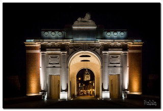 Ypres (Menin Gate) Memorial, West Vlaanderen, Belgium | Photo from Commonwealth War Graves Commission