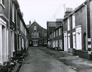 Alma Street in the 1950s | Wivenhoe Memories Collection