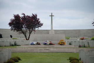 Serre Road Cemetery No 2, Somme, France | Photo from Commonwealth War Graves Commission