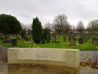 Streatham Cemetery, London, United Kingdom  | Photo from Commonwealth War Graves Commission