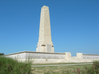 Helles Memorial, Turkey (including Gallipoli) | Photo from Commonwealth War Graves Commission