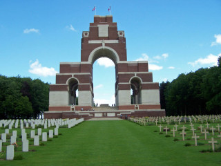 Thiepval Memorial Somme France | Photo from Commonwealth War Graves Commission