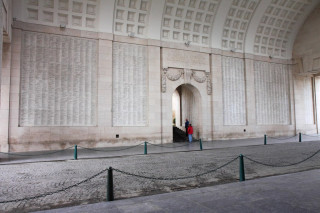 Ypres (Menin Gate) Memorial West Vlannderen, Belgium | Photo from Commonwealth War Graves Commission