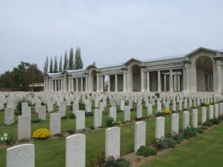 Arras Memorial, Pas de Calais, France   Photo from Commonwealth War Graves Commission