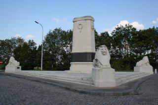 Nieuport Memorial, West Vlaanderen, Belgium   Photo from Commonwealth War Graves Commission