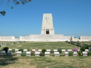 Lone Pine Memorial. Turkey (including Gallipoli) | Photo from Commonwealth War Graves Commission