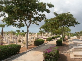 Malta (Capuccini) Naval Cemetery, Malta | Photo from Commonwealth War Graves Commission