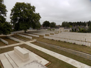 Corbie Communal Cemetery, Somme, France | Photo from Commonwealth War Graves Commission