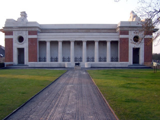 Ypres, (Menin Gate) West Vlaanderen, Belgium | Photo from Commonwealth War Graves Commission