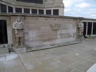 Portsmouth Naval Memorial, Hampshire, United Kingdom   Photo from Commonwealth War Graves Commission
