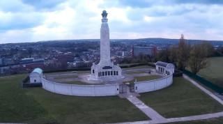 Chatham Naval Memorial, Kent, United Kingdom | Photo form Commonwealth War Graves Commission