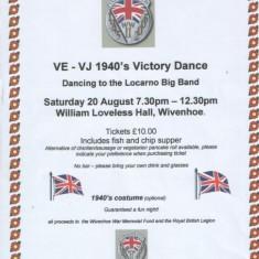 VJ Dance Poster