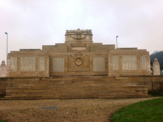 La Ferte-Sous-Jouarre Memorial, Seine et Marne, France | Photo from Commonwealth War Graves Commission