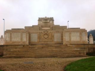 La Ferte-Sous-Jouarre Memorial, Seine et Marne, France | Photo from Commonwealth War Graves Commission